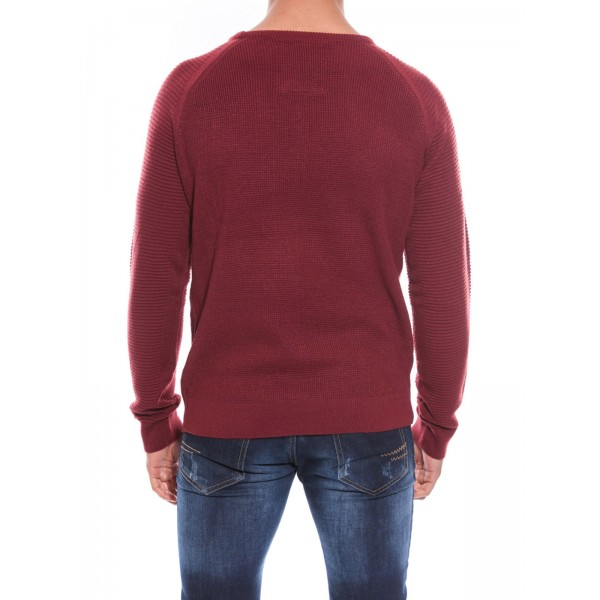 PULL COL ROND LECQUES