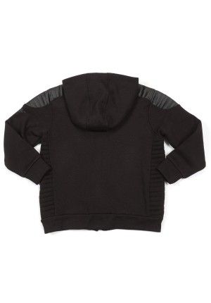 SWEAT ZIPPE CAPUCHE WEST BOY