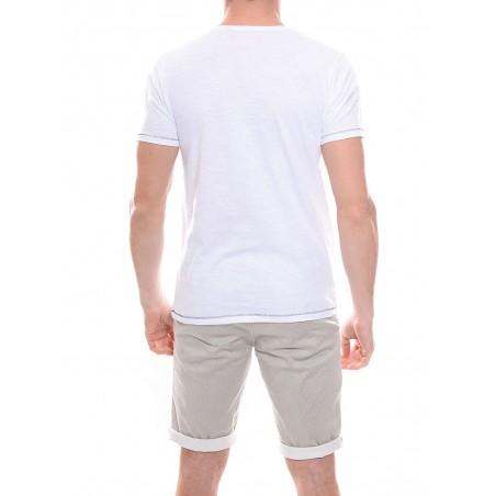 T-shirt col rond NAJA