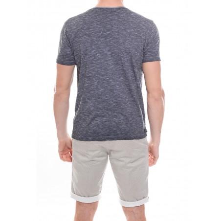 T-shirt col rond en coton NANKO