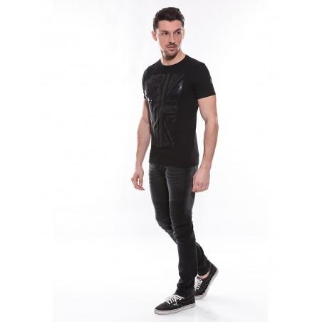 T-shirt col rond en coton NETBALL