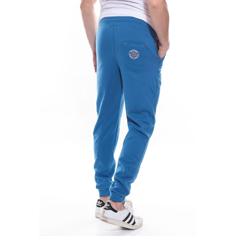 Pantalon jogging en molleton CALEDEN