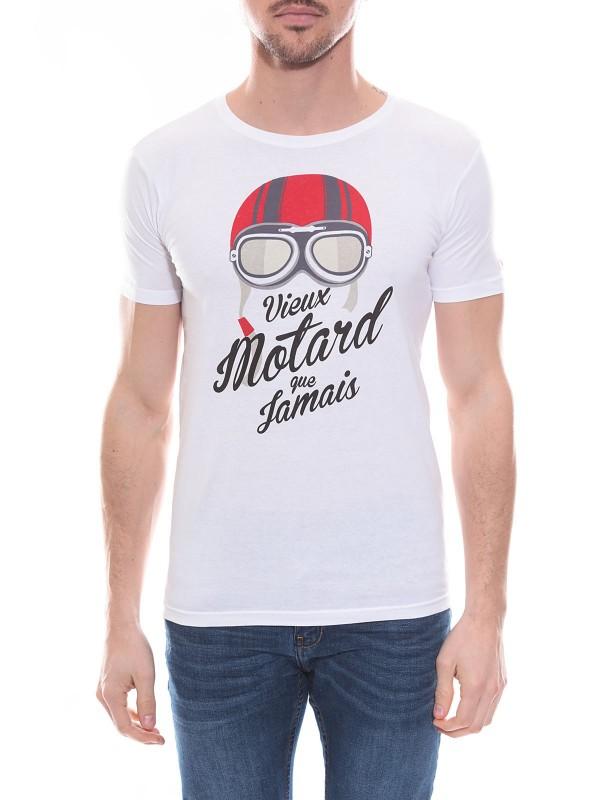 T-shirt col rond en coton NIORT