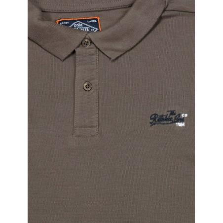 Polo manches courtes en coton POPPLES BOY
