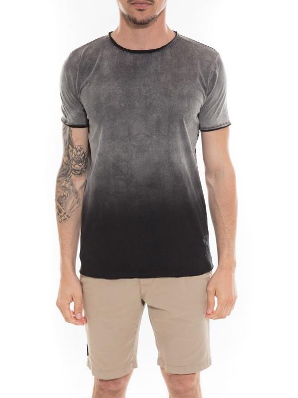 T-shirt col rond en coton NALINI