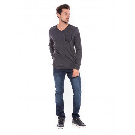 T- Shirt Manches Longues JAZZOR