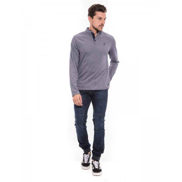Polo Manches Longues PASTILLE