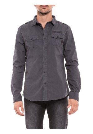 Chemise manches longues TOBLERONE