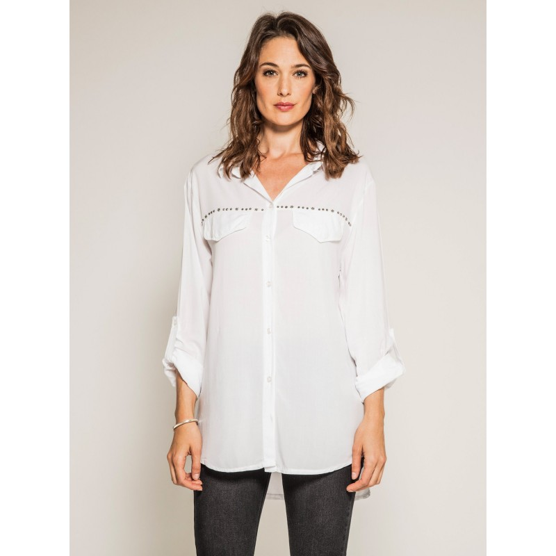 Chemise ample manches 3/4 OBRIENNE
