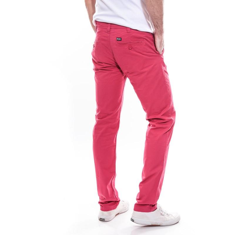 Pantalon chino slim KJ CARLIN