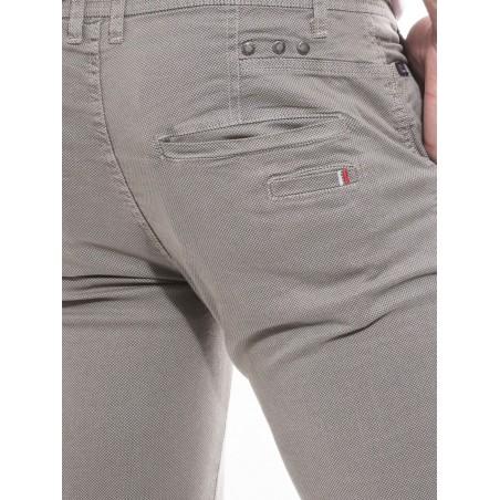 Pantalon chino slim KJ CURLING