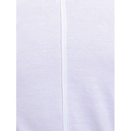 T-shirt col rond manches courtes pur coton KJ MOCKUP