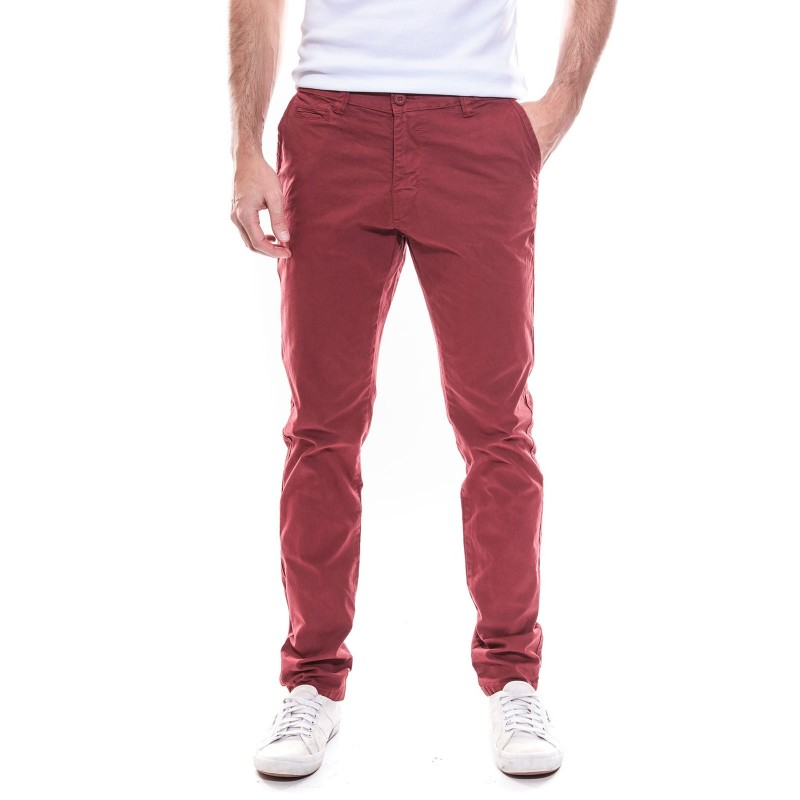 Pantalon chino slim KJ CERTIS