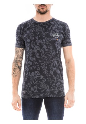 T-shirt col rond manches courtes NABUCO