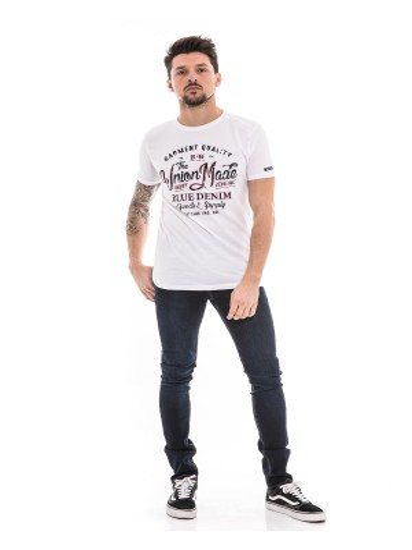 T-shirt col rond manches courtes NALADOR