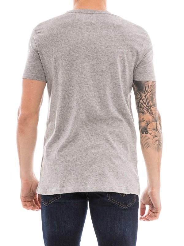 T-shirt col rond manches courtes NARAKOU