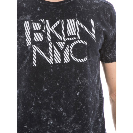 T-shirt col rond manches courtes NIMBUS