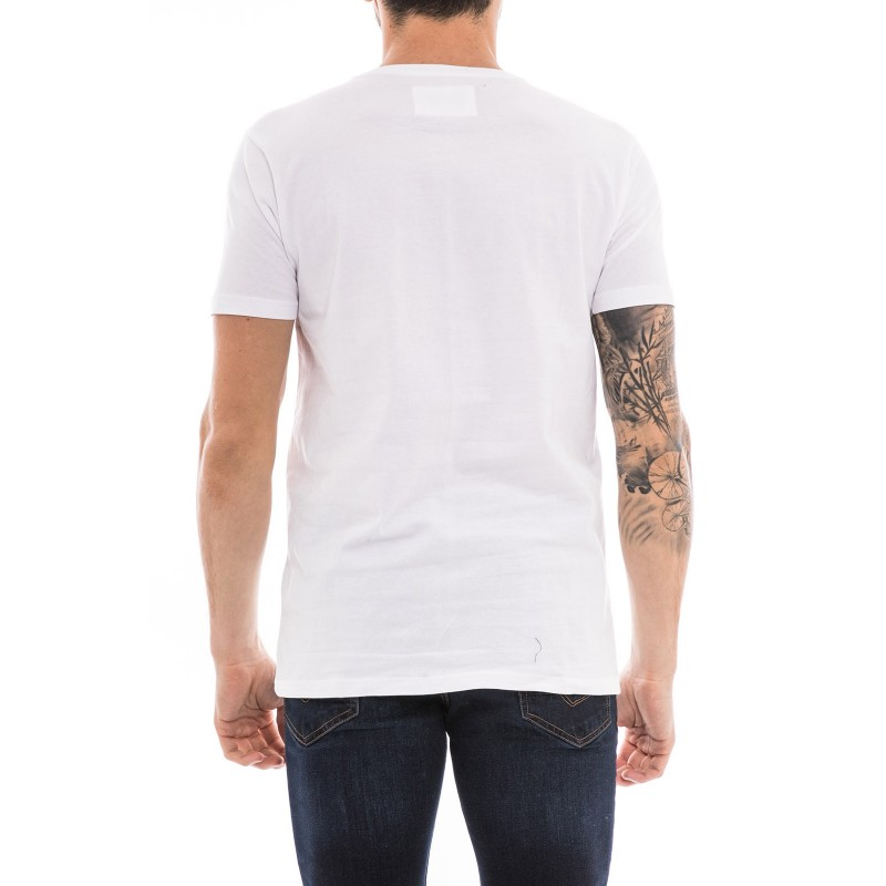 T-shirt col rond manches courtes NOMADE