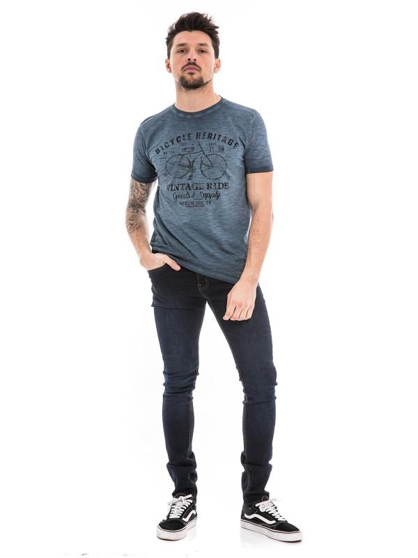 T-shirt col rond manches courtes NONOCO