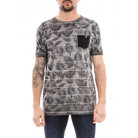 T-shirt col rond manches courtes NOUDAXO