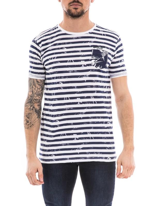 T-shirt col rond NOURAX