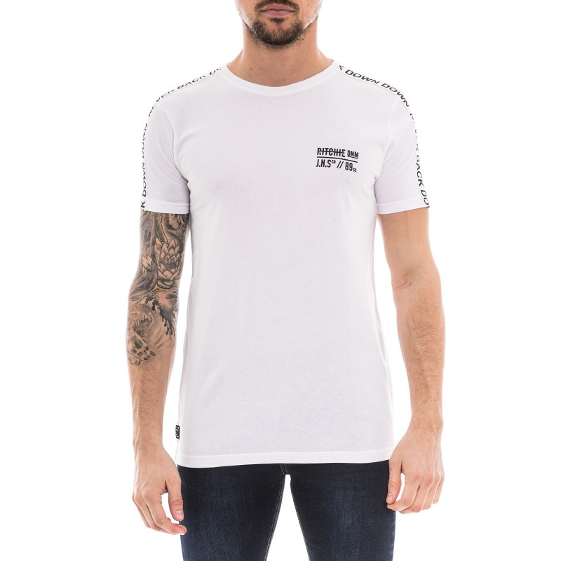 T-shirt col rond NOVA