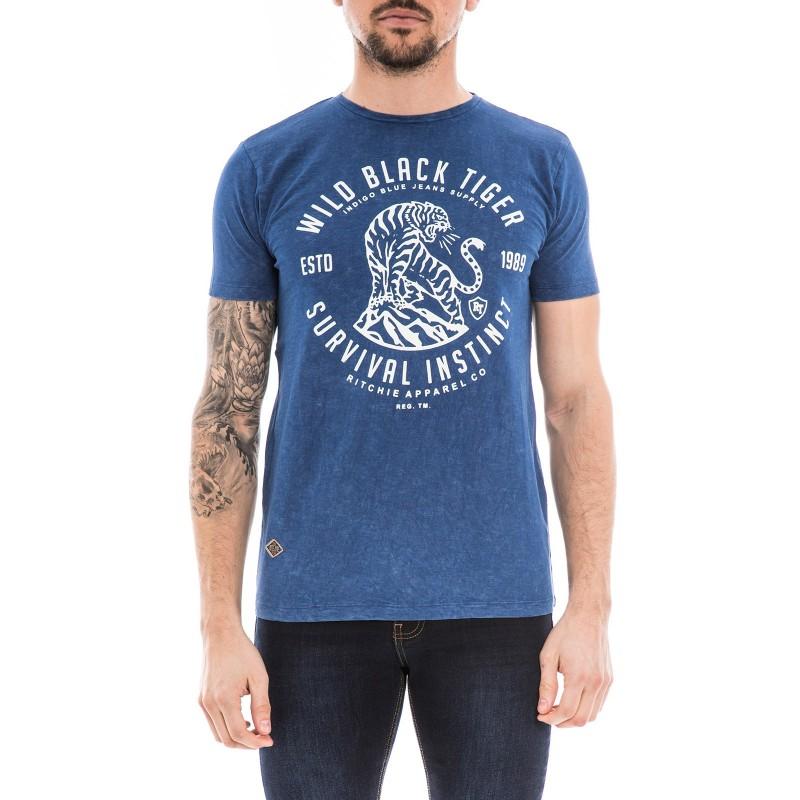 T-shirt col rond NECTARINE
