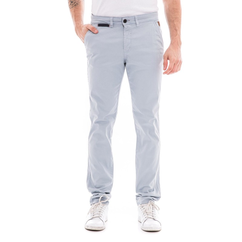 Pantalon chino slim CARLTON