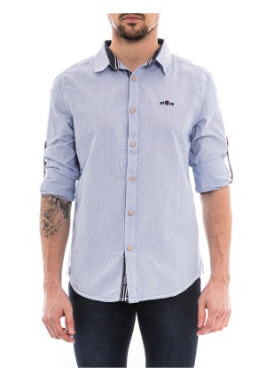 Chemise manches longues  coton DAYLIGHT