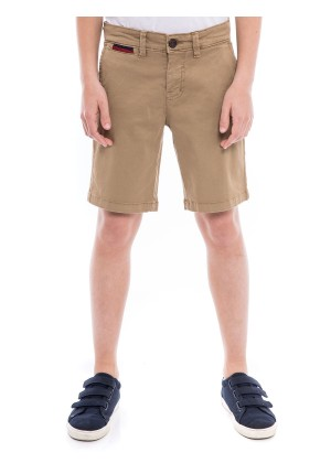 Bermuda chino slim BERKLEY BOY