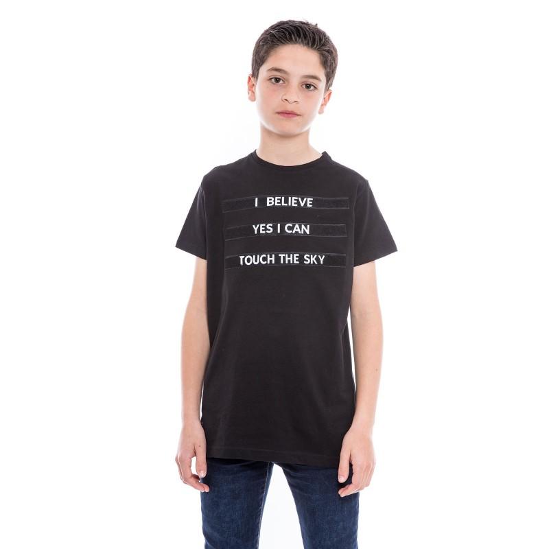 T-shirt col rond NALISTO BOY