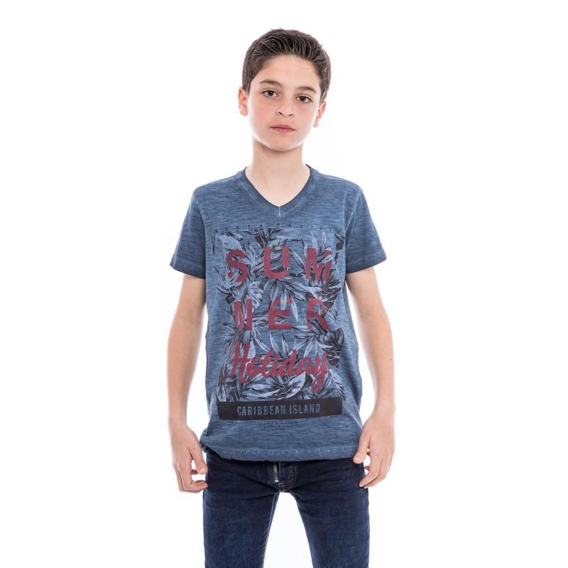 T-shirt col V NOGOTA BOY
