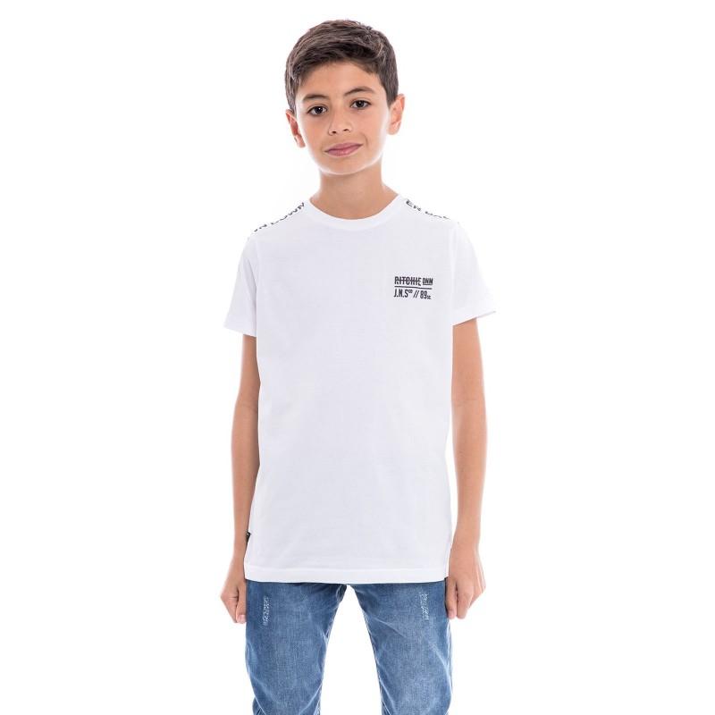 T-shirt col rond NOVA BOY