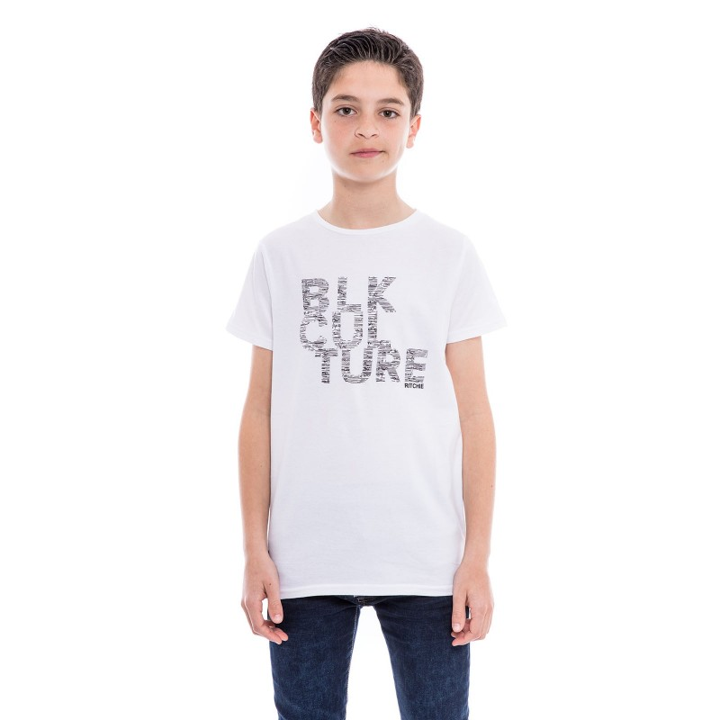 T-shirt col rond NOMADE BOY