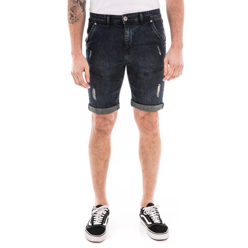 Bermuda en jean coupe slim BLAINE