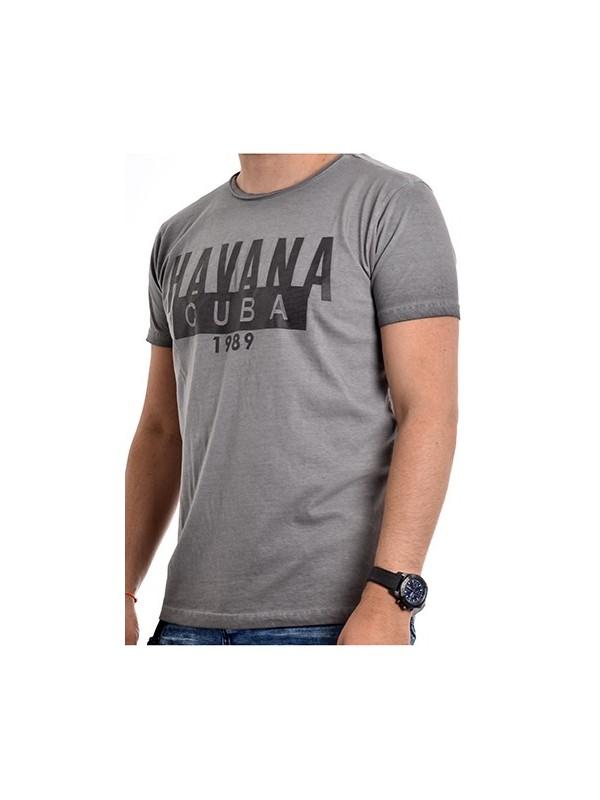 T-shirt col rond pur coton NAPERO