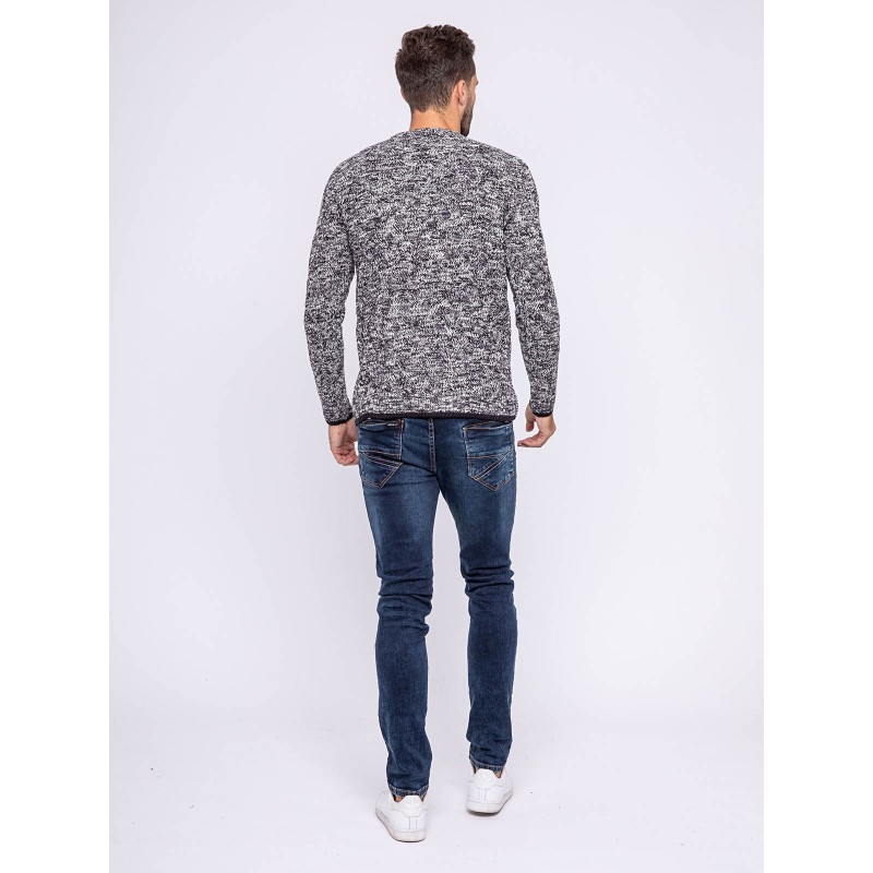 Pull col rond LALAK