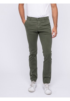 Pantalon chino slim VERONE
