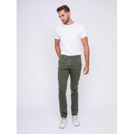 Pantalon chino slim VERONE