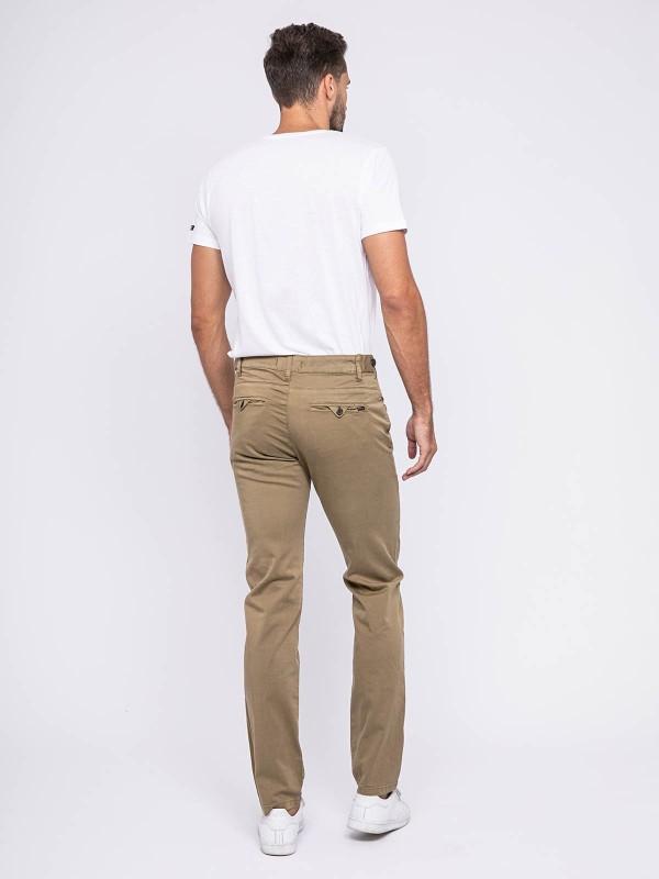 Pantalon chino slim VETIZI