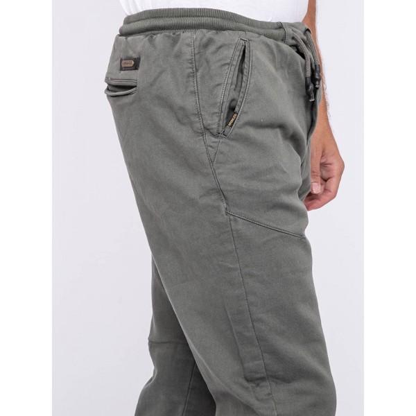 Pantalon molleton esprit chino VIERO