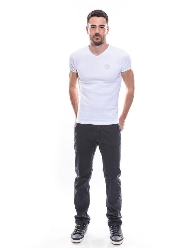 Pantalon chino slim KJ VENIZ