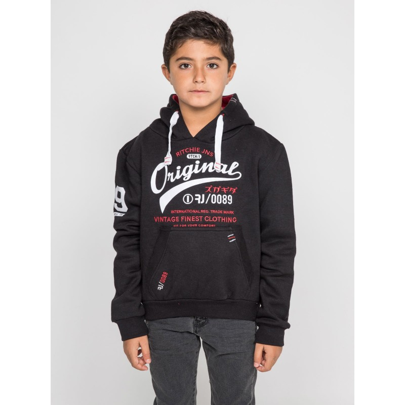 Sweat capuche WARLUZ BOY
