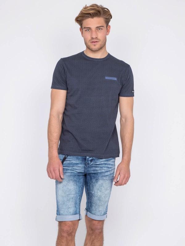 T-shirt col rond pur coton NORFOLK