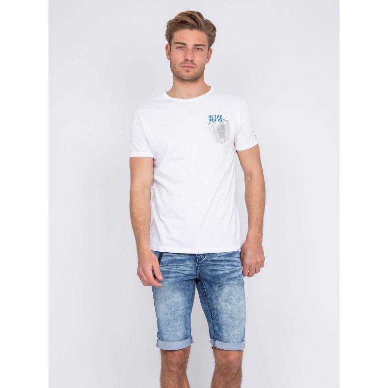 T-shirt coton organique NAMPTY