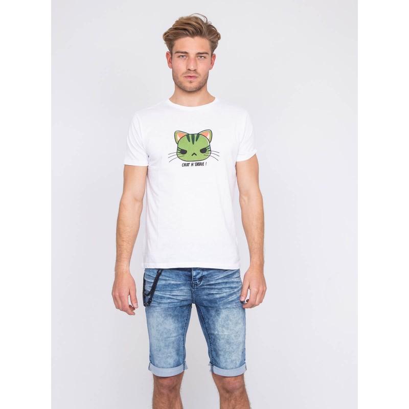 T-shirt coton organique NAMANGA