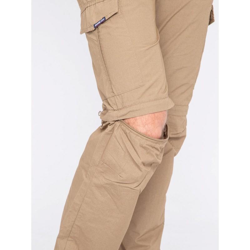Pantalon transformable en bermuda CACHAN