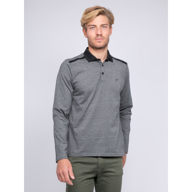 Polo manches longues PAFOMIX