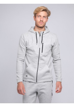 Sweat zippé capuche KJ WEGO