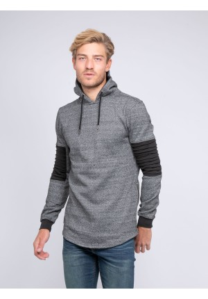 Sweat capuche long KJ WERNEZON